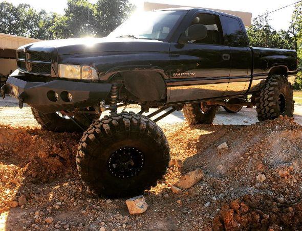 Dodge Off Road Long Arm Kits