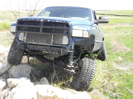 Dodge Off Road Dual Rate Coilovers