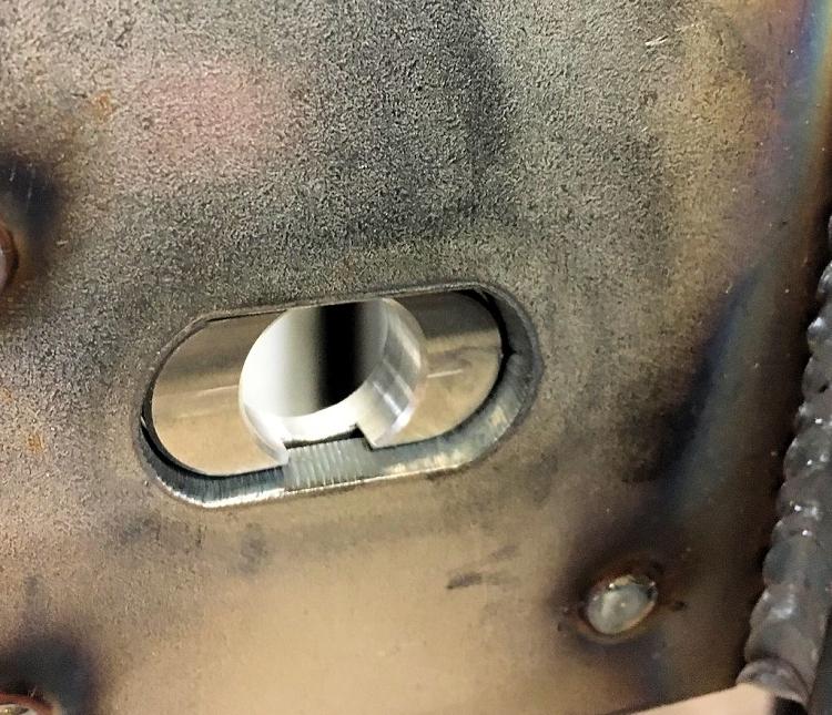 Dodge Off Road Cam Bolt Delete Kit