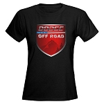 Dodge Off Road Women's Tee Shirt