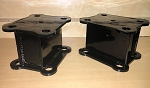 Dodge Off Road Fabricated Lift Blocks 3rd and 4th Gen
