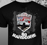 Dodge Off Road Shirt Go Hardcore
