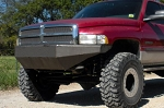 Dodge Off Road 2nd Gen High Clearance Plate Bumper