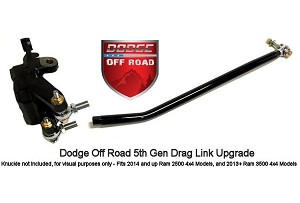 Dodge Off Road 5th Gen Steering Drag Link Only