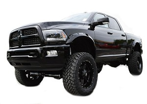 "Dodge Off Road 5th Gen 6"" Suspension Kit 2014-2018 Ram 2500 4x4"