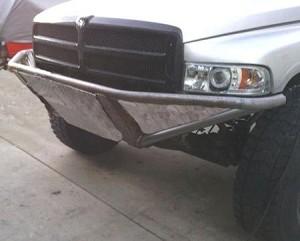 Dodge Off Road 2nd Gen Tube Bumper