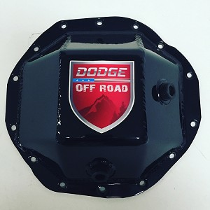 Dodge Off Road Power Wagon AAM Differential Cover Set