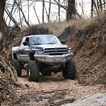 Suspension travel, unequaled by any other 2nd gen suspension
