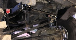 Dodge Off Road Extreme 2nd Gen Torsion Sway Bar 2500/3500